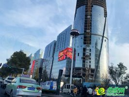 环球中心实景图(2019.11.24)