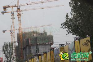 恒大悦府实景图(2019.11.24)
