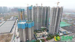 天汇湾实景图(2019.11.26)
