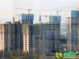榮盛錦繡觀邸實景圖(2019.11.28)