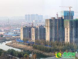荣盛锦绣观邸实景图(2019.11.28)