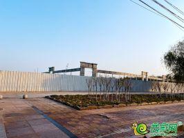 荣科·金水苑正在建售楼部(2019.11.28)