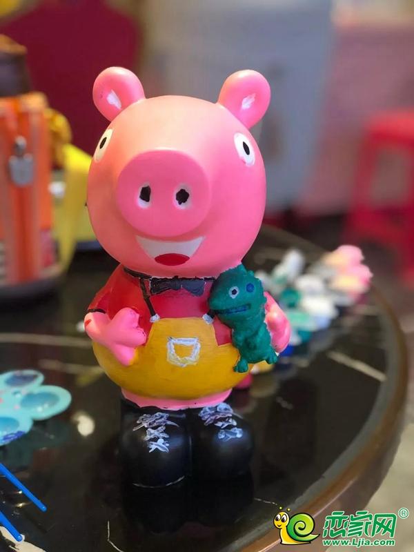 荣盛·金科雅苑|小猪佩奇来了 嗨翻周末 人气爆棚