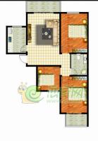 加大如意南北通透3居室小高層有證能貸款