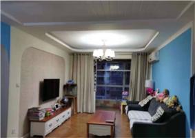 安居東城  精裝修拎包入住 118平三室有證能貸款看房方便