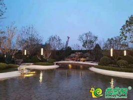 永年美的城园林实景图(2019.12.09)