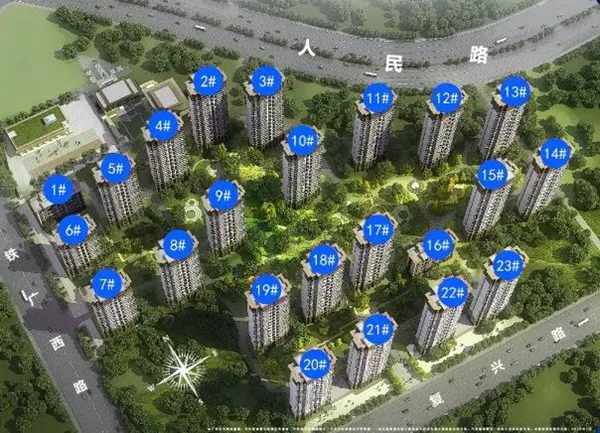 """复兴区未来发展让人羡慕,成为楼市""""香饽饽""""!"""