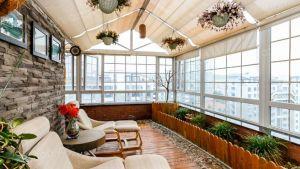 美的拉德芳斯 平装全明 带120平的大年夜平台和40平的阳光房