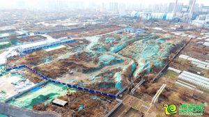安聯九都漫城航拍圖(2019.12.18)