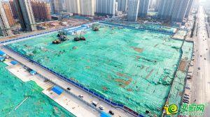 铂悦山航拍图(2019.12.18)