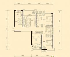 万浩金百合东区全款可改名东楼头24层看房便利