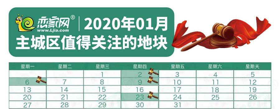 12月份邯鄲土地掛牌4506畝,1月份主城區依舊紅火
