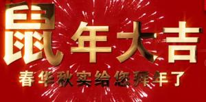 春华秋实给全市人民拜年啦——【恋家网出品】