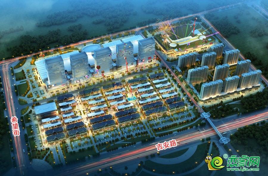 邯鄲金田陽光城