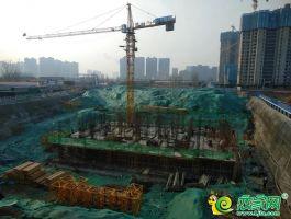 创宇观湖实景图(2020.3.6)
