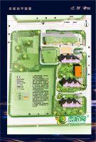 碧桂园天汇湾二期总规划平面图