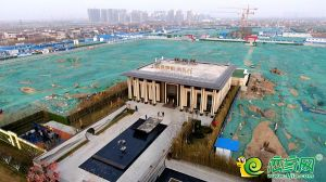 铂悦山航拍图(2020.3.7)