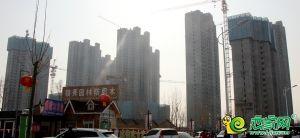天汇湾实景图(2020.3.8)