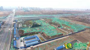 荣科枫林苑航拍图(2020.3.8)