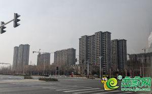 萬浩鳳凰臺實景圖(2020.3.17)