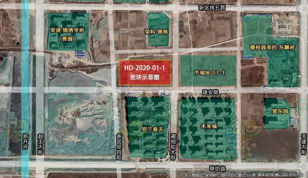 5.35億!450萬元/畝,碧桂園成功競得東區優質地塊
