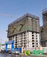 澜山悦府1号楼实景图(2020.3.27)