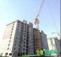 保利堂悅2號樓實景(2020.3.29)