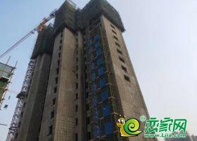 保利堂悅5號樓實景(2020.3.29)