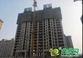 保利堂悅6號樓實景(2020.3.29)
