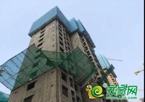 保利堂悅8號樓實景(2020.3.29)