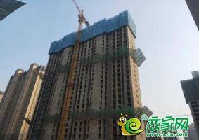 保利堂悅9號樓實景(2020.3.29)