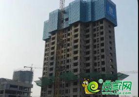 保利堂悦11号楼实景(2020.3.29)