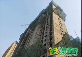 保利堂悦12号楼实景(2020.3.29)