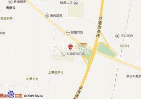 低價出租浙江商貿城南邊106平方毛坯房