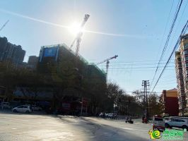 瑞城赫园实景图(2020.04.07)