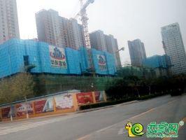 东城悦府实景图(2020.4.9)