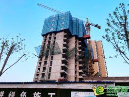 汉成华都实景图(2020.4.09)