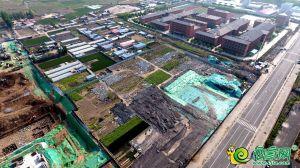 天汇湾小学(2020.4.26)