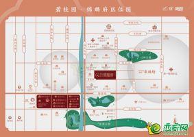 碧桂园·锦麟府区位图