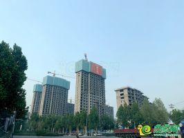 荣盛锦绣观邸实景图(2020.5.2)