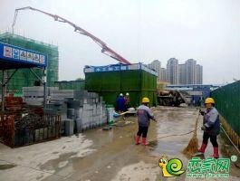 创宇观湖实景图(2020.5.9)
