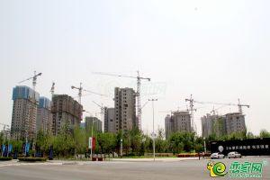 梦湖孔雀城航拍(2020.5.17)