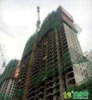 和润嘉园3号楼实景图(2020.5.25)