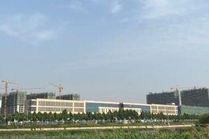 红星美凯龙·峰峰商业中心工程进度如期至 不负初夏好时光
