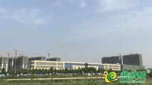 峰峰商业中心实景图(2020.5.25)
