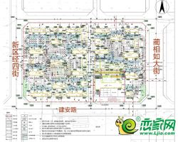 碧桂园·锦麟府规划图