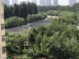 天鴻廣場對面,亞太清水苑