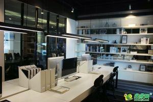 环球中心办公117㎡样板间高清图组