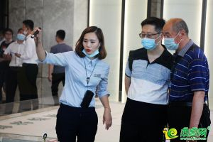 华润公元九里售楼处(2020.06.20)