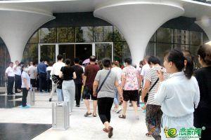 6月26日泽信·云樾天著示范区暨样板间盛大开放
